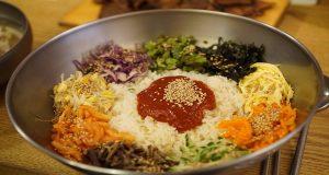 ilustrasi kuliner korea