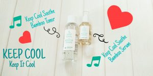 Review Keep Cool Soothe Bamboo Toner Serum